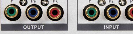 Câble vidéo à composante